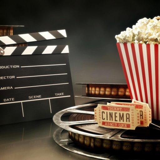 Что связано с кинотеатром