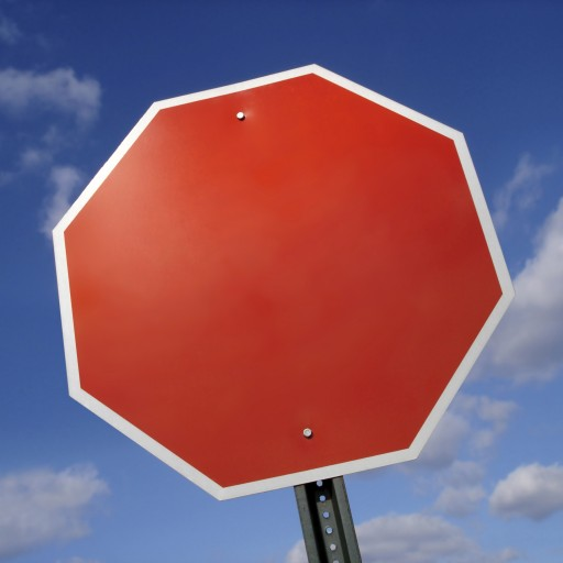 Japanese Word Of The Day Stop Sign Noun Japanesepod101 Com Blog