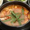 raw bean curd stew