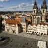 I live in Prague.