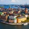 I live in Stockholm.