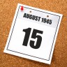 August 15th, 1945