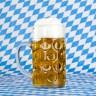 one liter of beer