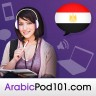 I'm learning Arabic at ArabicPod101.com.