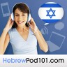 I'm learning Hebrew at HebrewPod101.com.