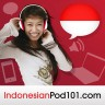 I'm learning Indonesian at IndonesianPod101.com.