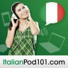 I'm learning Italian at ItalianPod101.com.