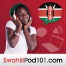 I'm learning Swahili at SwahiliPod101.com.