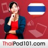 I'm learning Thai at ThaiPod101.com.