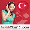 I'm learning Turkish at TurkishClass101.com.