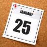 January 25th