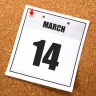 March 14th