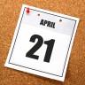 April 21st