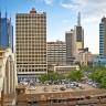 I live in Nairobi.